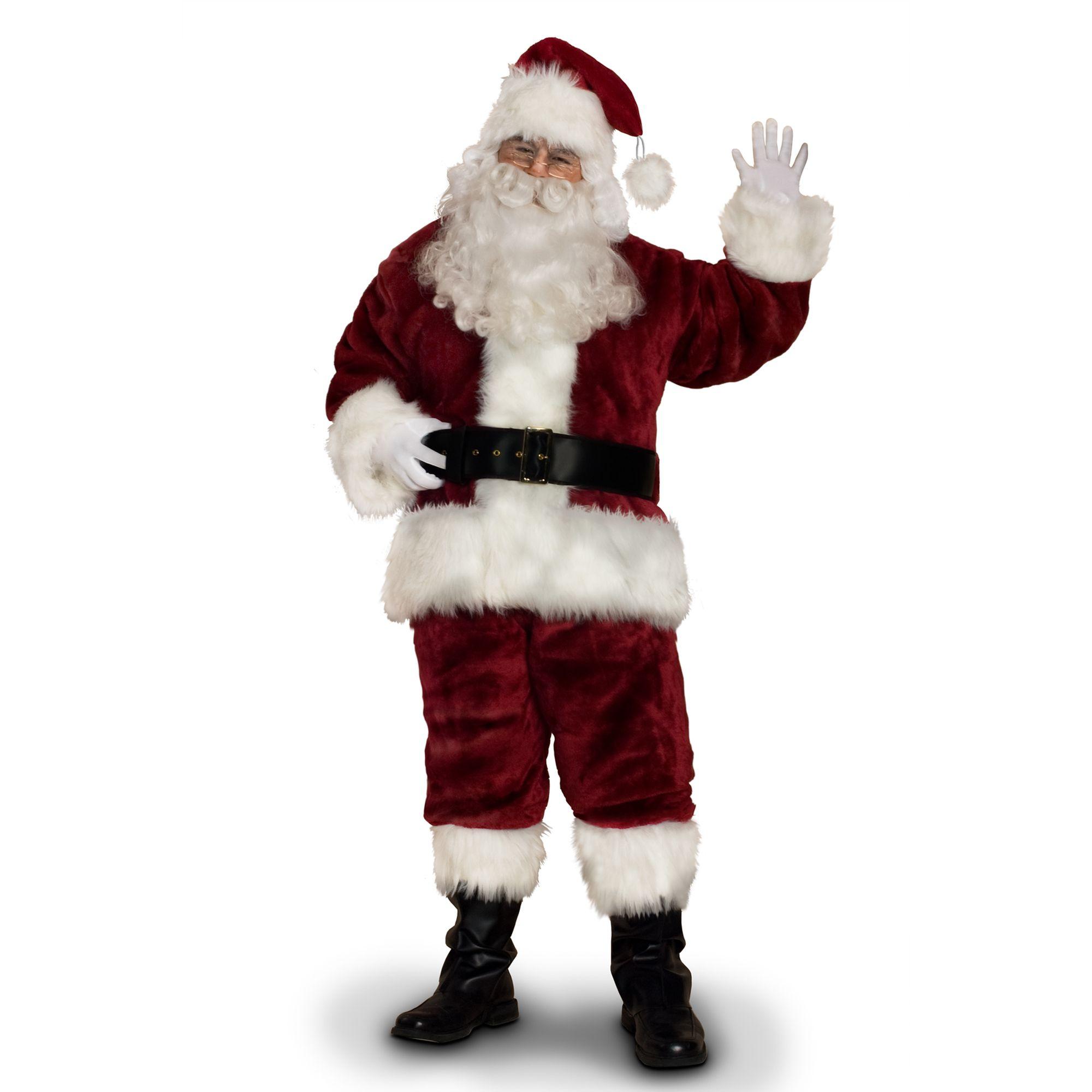 Supreme Santa Claus Suit Set Sunnywood